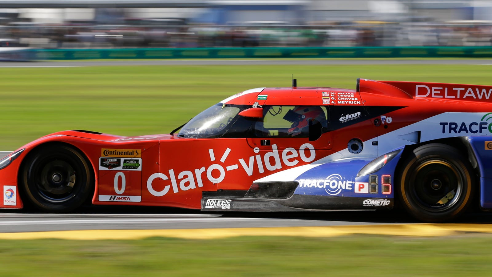 The DeltaWing Is Officially Dead