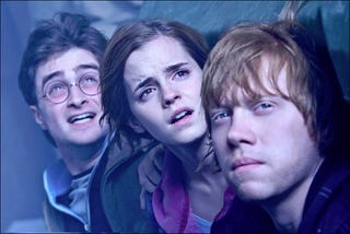 Illustration for article titled Harry Potter: Deathly Hallows pt 2 promo pics