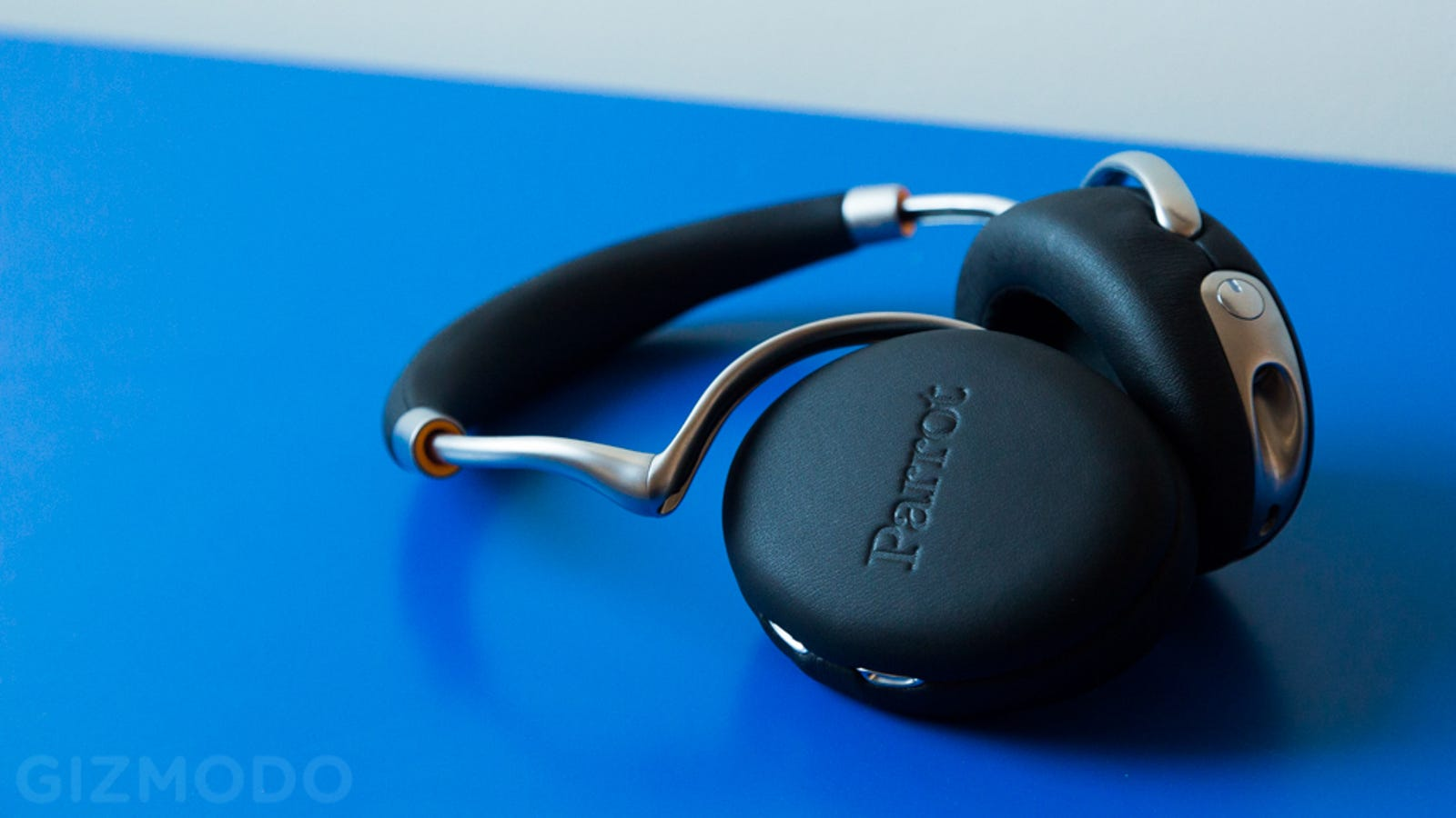 bluetooth headphones lightweight wireless - Parrot Zik 2.0 Hands-On: The World's Most Advanced Headphones? Maybe.