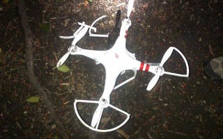 Illustration for article titled Guy Who Crashed Drone Into White House Lawn Was a Drunk Govt Employee