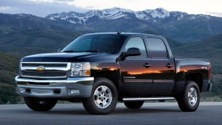 Illustration for article titled 2012 Chevy Silverado gets sport, Liz Taylor trim packages