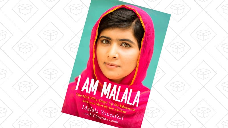 I Am Malala [Audiobook], $4
