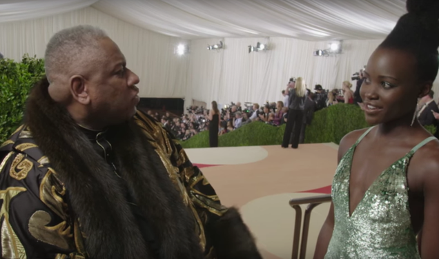 Met Gala Lesson: Never Ask Celebs About  Creativity