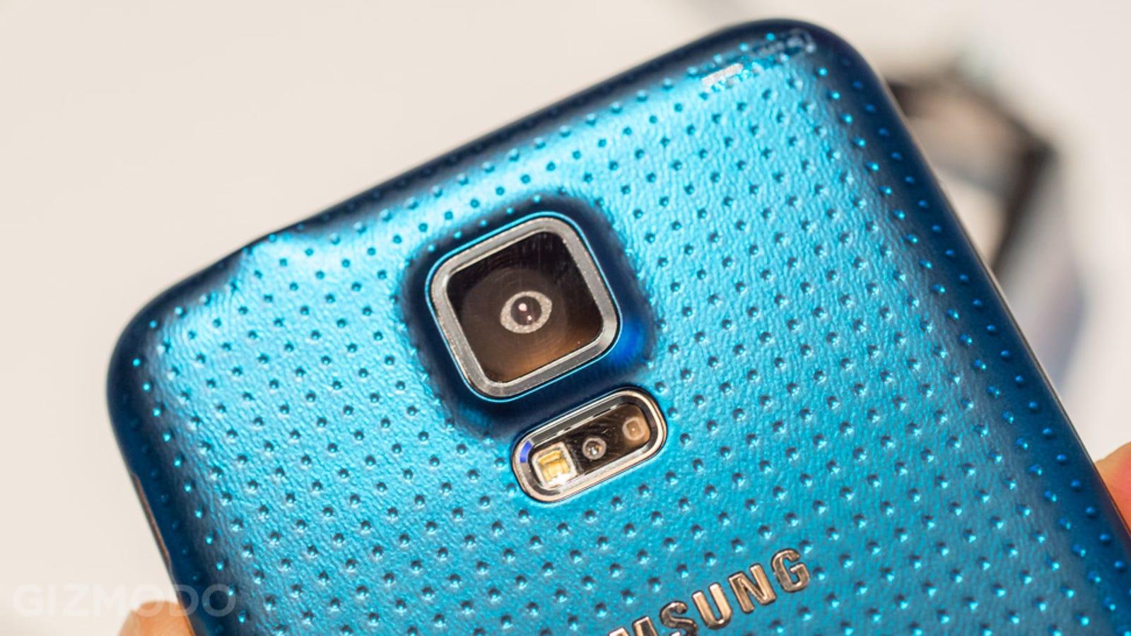 Samsung Galaxy S5, primeras impresiones: las apariencias engañan