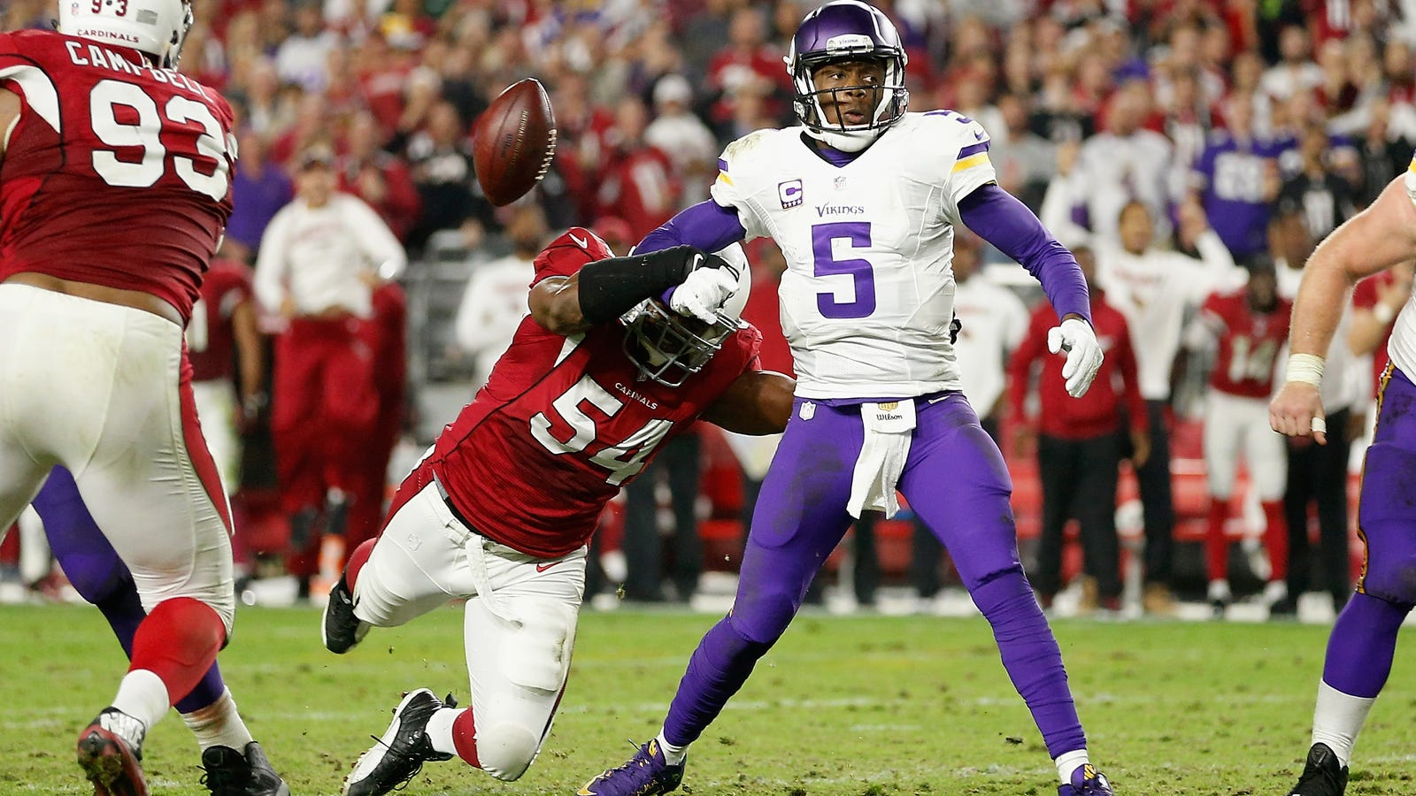 Don T Blame The Vikings For Trying Blame Them For Failing