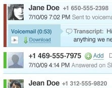 Illustration for article titled 3jam Is Like Google Voice with Number Portability and Skype Support