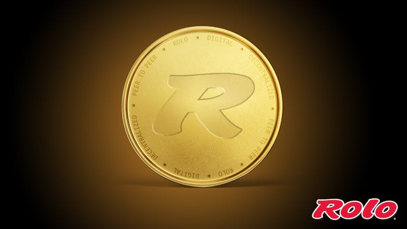 Illustration for article titled Rolos Unveils New Cryptocurrency Exclusively For Rolos Customers