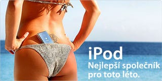 Illustration for article titled Apple iPod Ads: Too Racy for the USA