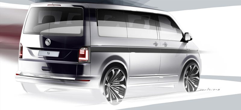 Illustration for article titled Volkswagen'Intensively'Considering Trucks And Vans For The US