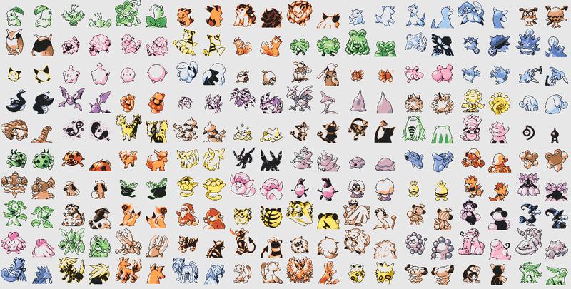 Illustration for article titled Una vieja demo de Pokémon Oro y Plata revela los extraños pokémon que no pasaron el corte