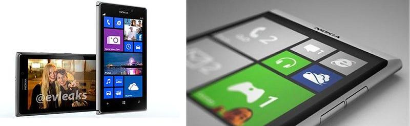 Illustration for article titled Así puede ser el Nokia Lumia 925 y su carcasa de aluminio