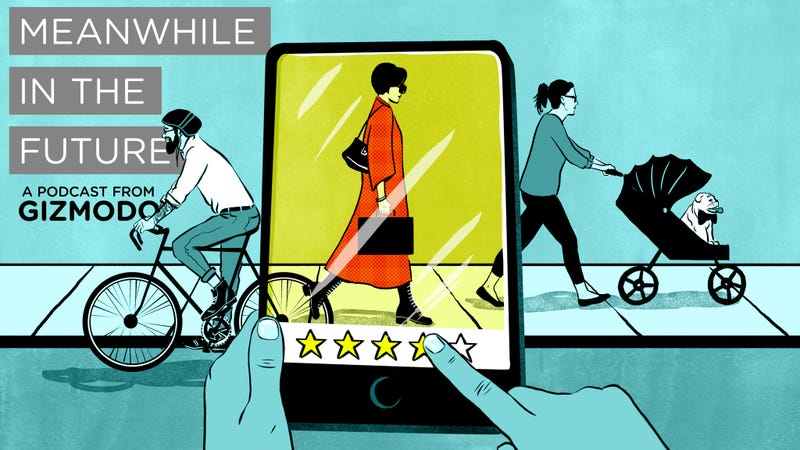 Illustration for article titled Meanwhile in the Future: Everybody Is Reviewed in a Reputation Database