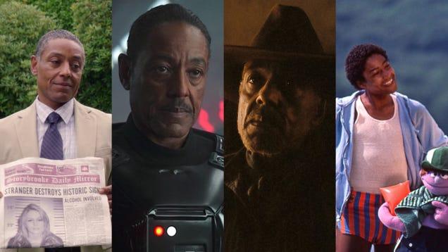 Giancarlo Esposito s 10 Best Genre Roles (So Far)