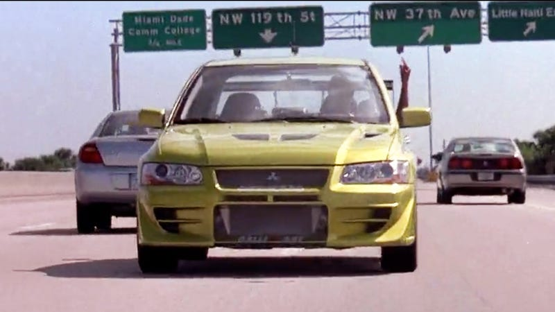 Somebody Worked Way Too Hard For A 2 Fast 2 Furious Product Placement You Probably Didn't Notice