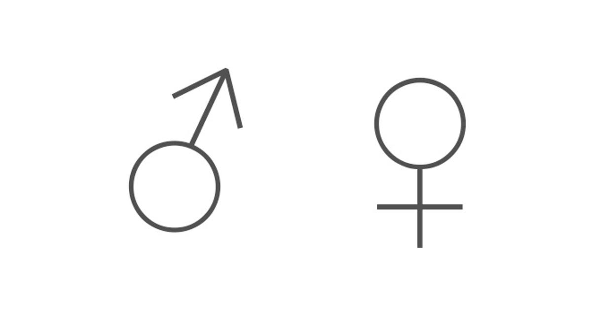Where the male and female symbols came from biocorpaavc Images