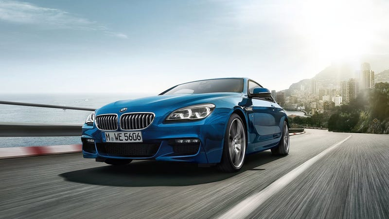 Illustration for article titled It's Kind Of Weird That The BMW 6 Series Coupe Was Discontinued First