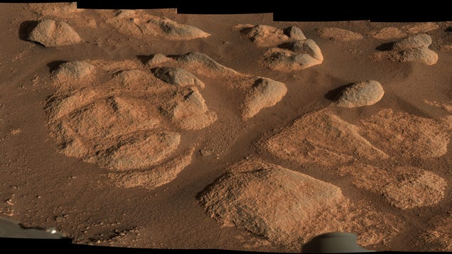 With Ingenuity Out of the Way, Perseverance Rover Gets Cracking on Real Martian Science