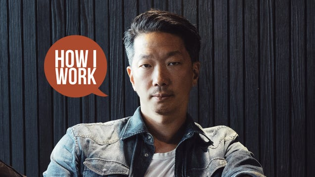 I'm Squarespace Chief Creative Officer David Lee, and This Is How I Work