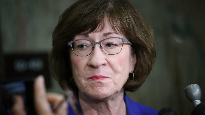 Illustration for article titled Susan Collins Is Awfully Sad No One Wants to Vote for Her