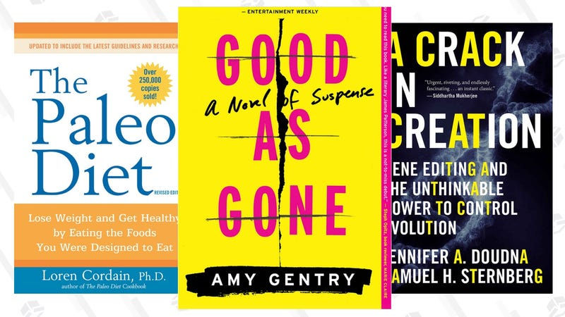 New Year, New Books: Download Kindle Bestsellers Starting at $2 Today