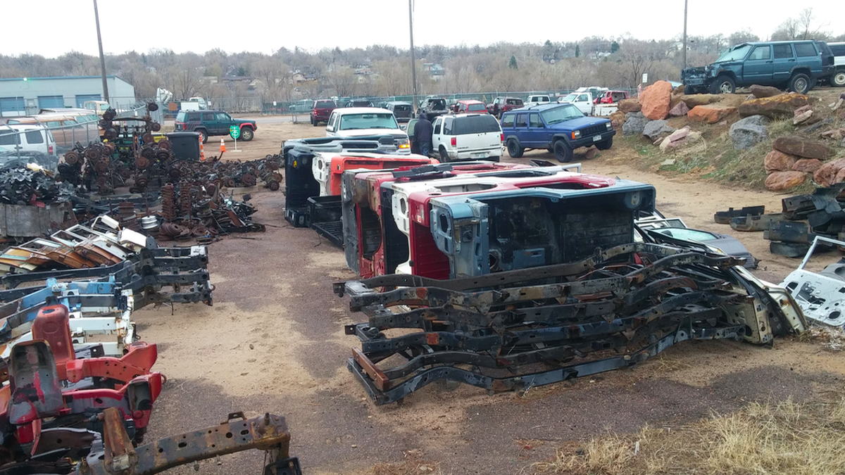 This Amazing Indoor Jeep Junkyard Is My Heaven On Earth