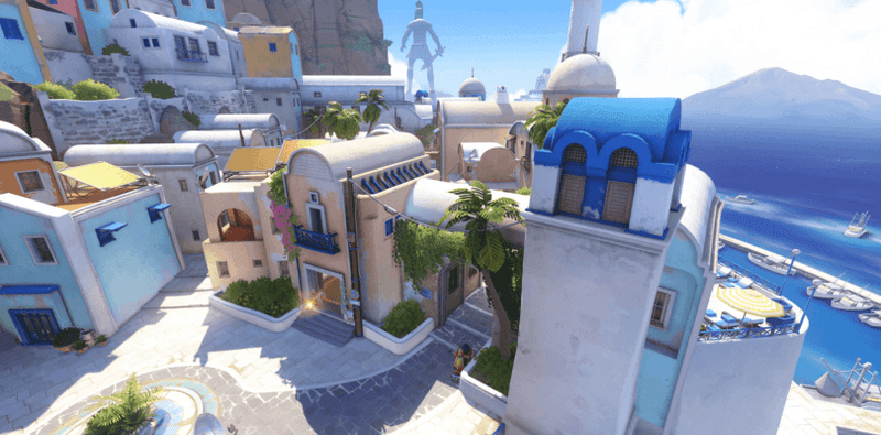 Illustration for article titled Overwatch's New Map Is A Lovely Place To Die Horribly