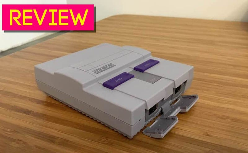 snes classic the kotaku review. Black Bedroom Furniture Sets. Home Design Ideas
