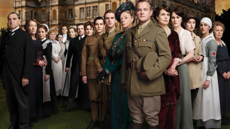 Illustration for article titled PBS announces return dates for Downton Abbey, Sherlock