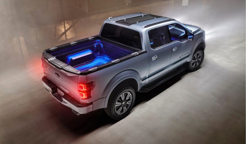 Illustration for article titled 2015 Ford F-150: What We Know