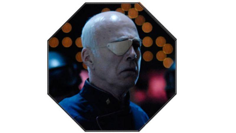 Illustration for article titled Battlestar Galactica's Michael Hogan