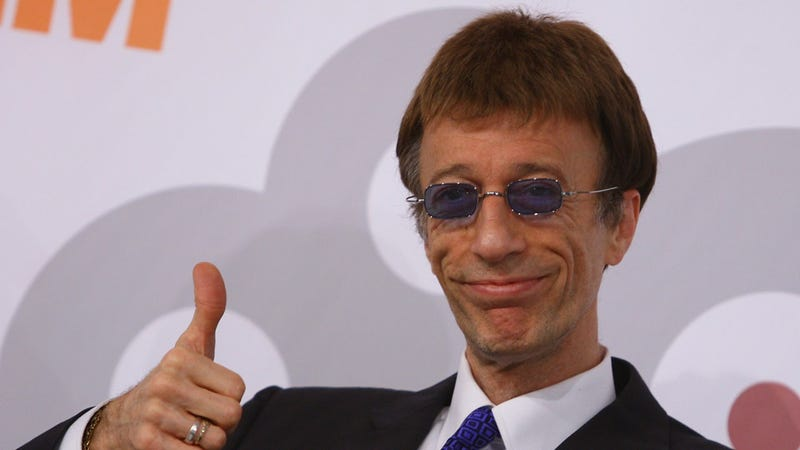 Illustration for article titled Robin Gibb, Member of the Bee Gees, Has Died