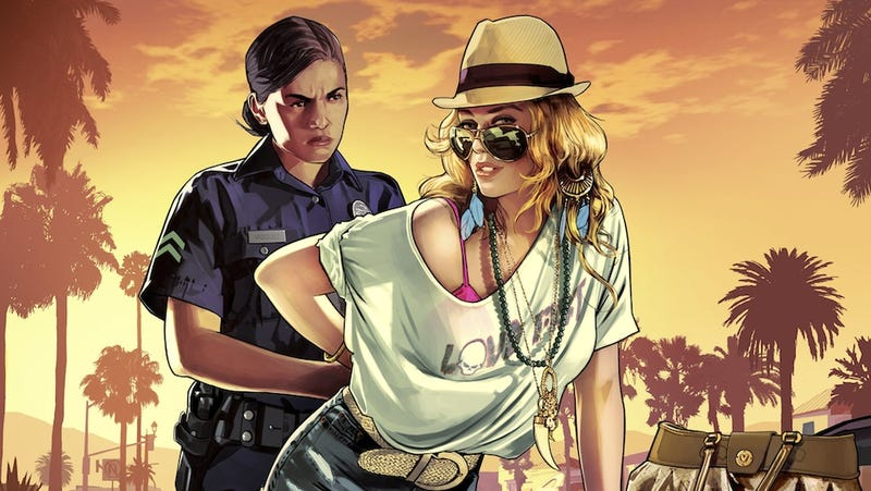 Illustration for article titled Grand Theft Auto V Files May Have Leaked Online