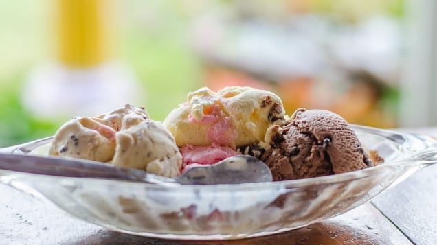 Have Ice Cream for Dinner This Week