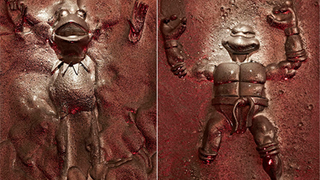 Illustration for article titled Chocolate Carbonite Freezes More Than Just Han Solo