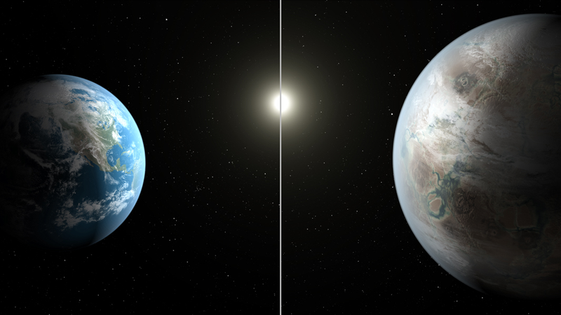 Sandhya Manoj: Earth finds her twin sister- NASA's Kepler Mission ...