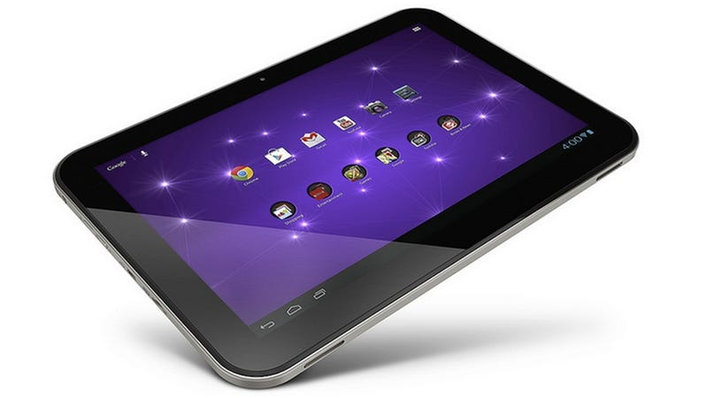 Illustration for article titled Toshiba's New Excite 10 SE Looks Like a Sweet Tablet On a Budget