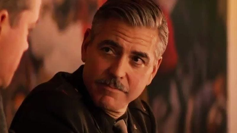 Illustration for article titled George Clooney is coming to Downton Abbey, sort of