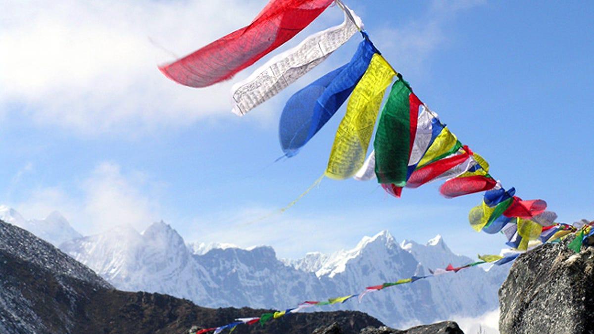 Tibetan Prayer Flag Appropriation