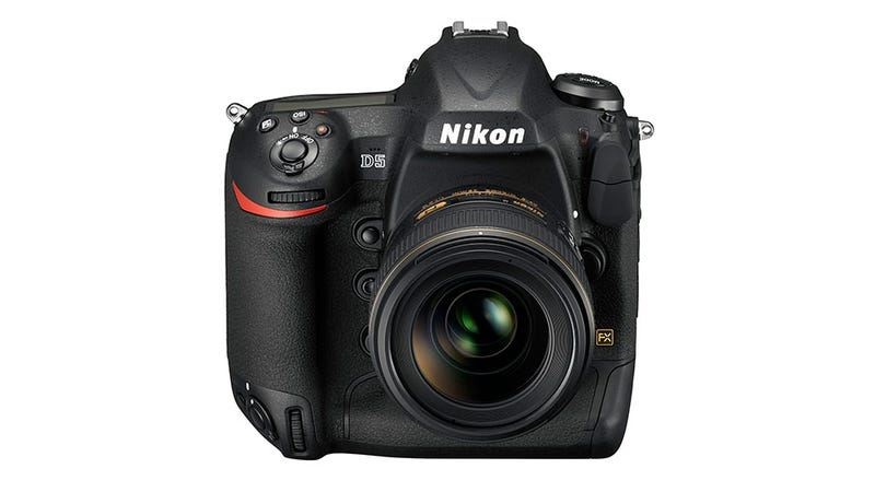 Illustration for article titled Nikon D5: The Super Overkill DSLR Strikes Again With 4K Video