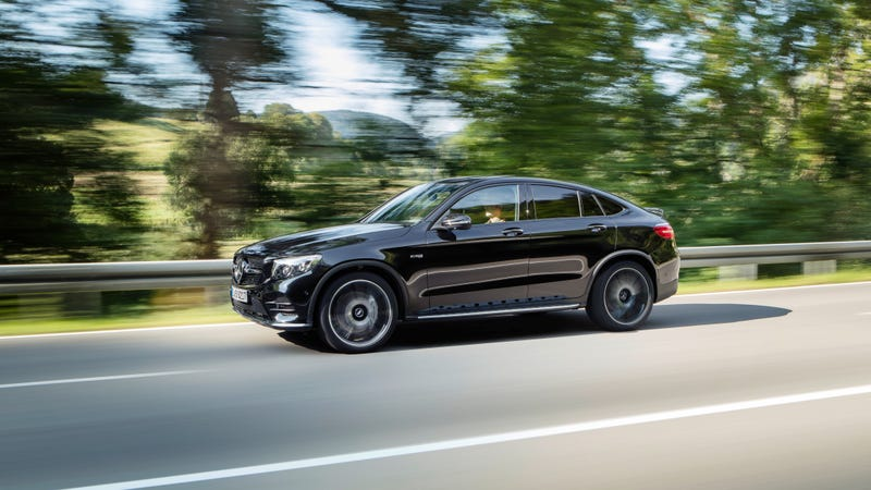 The GLC crossover