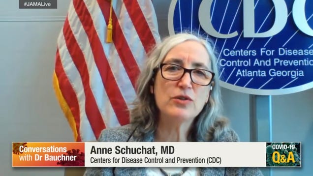 CDC Official: This Is Just The Beginning of America s New Coronavirus Surge