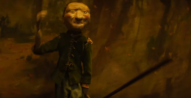 This Judy & Punch trailer vies for its place in the Dark Puppet Movie canon