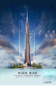 Illustration for article titled Vincenzo Natali's High Rise Is A Beautiful Skyscraper Of Doom