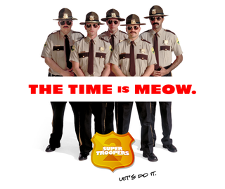 Illustration for article titled For the Right Price, the Super Troopers Will Be Your Bridesmaids