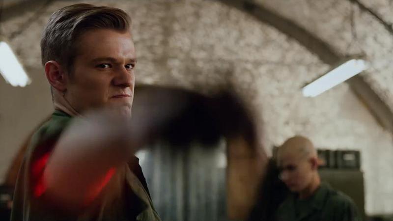 Lucas Till in X-Men: Days Of Future Past