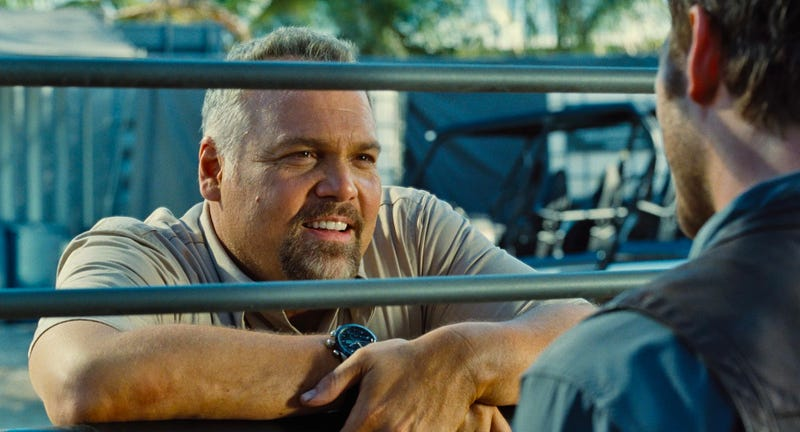 Vincent D'Onofrio is coming to Syfy. Image: Universal