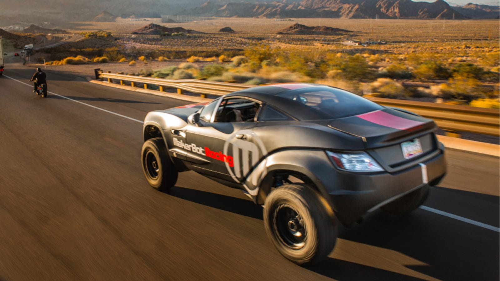 Tires Near Me Open Now >> The Local Motors Rally Fighter Is An Open-Source All-Road ...