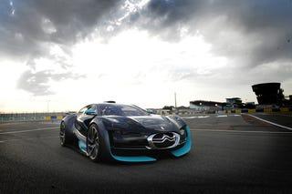 Illustration for article titled Citroën Survolt: Sex On Low-Volume Production Wheels