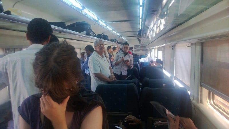 Illustration for article titled A vonat, ahová nem akarnak turistákat felengedni