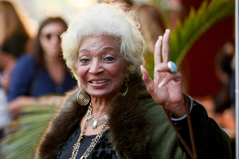 Illustration for article titled Star Trek's Nichelle Nichols Given Conservators Because of Dementia: Report